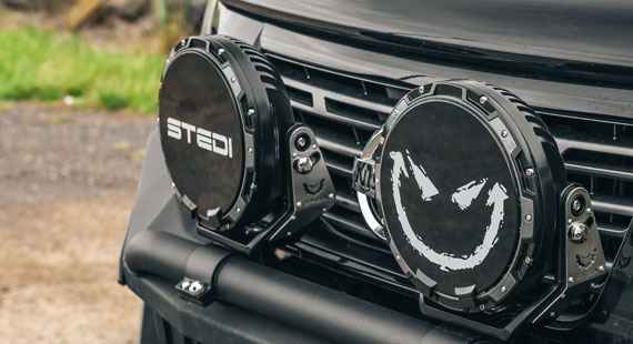 STEDI Type X Pro Light Covers