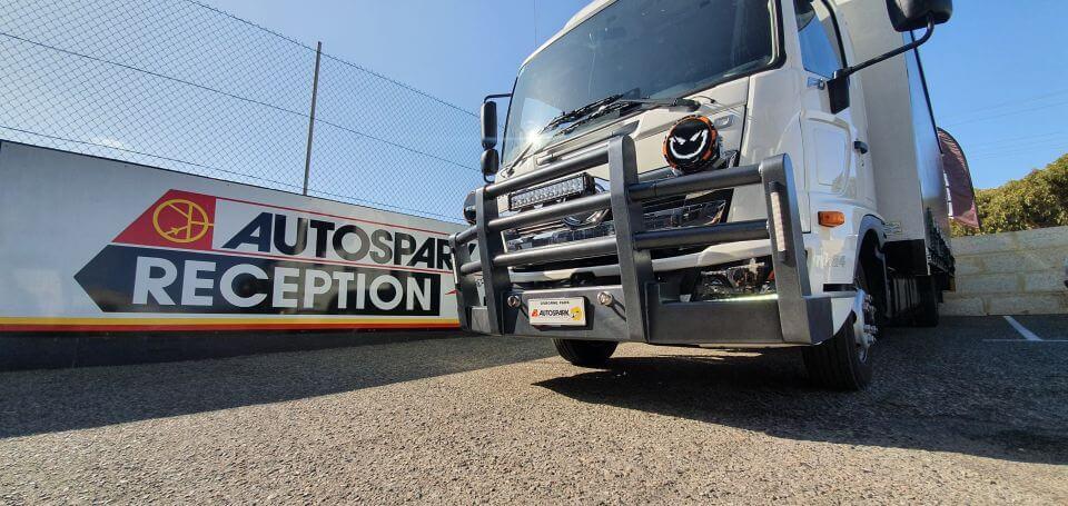 STEDI truck ST3303 light bar