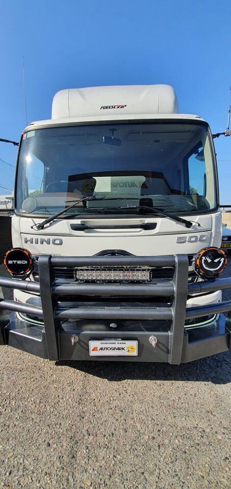STEDI Truck Lights