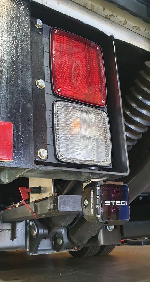 STEDI C4 Cube Truck Reversing Light