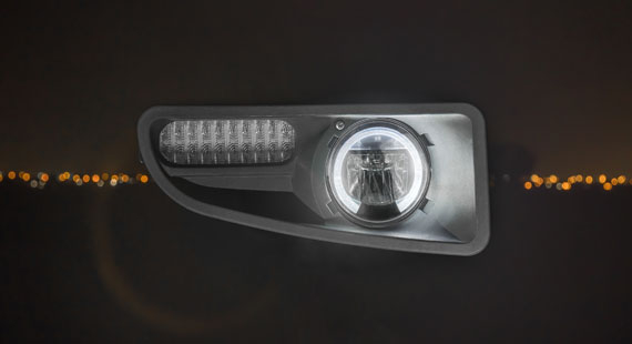 ARB Deluxe Fog Light LED DRL