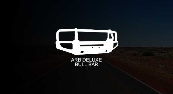 Suitable for all ARB Deluxe bull bars