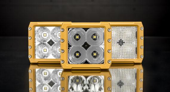 C4 Mine Spec Beam Types