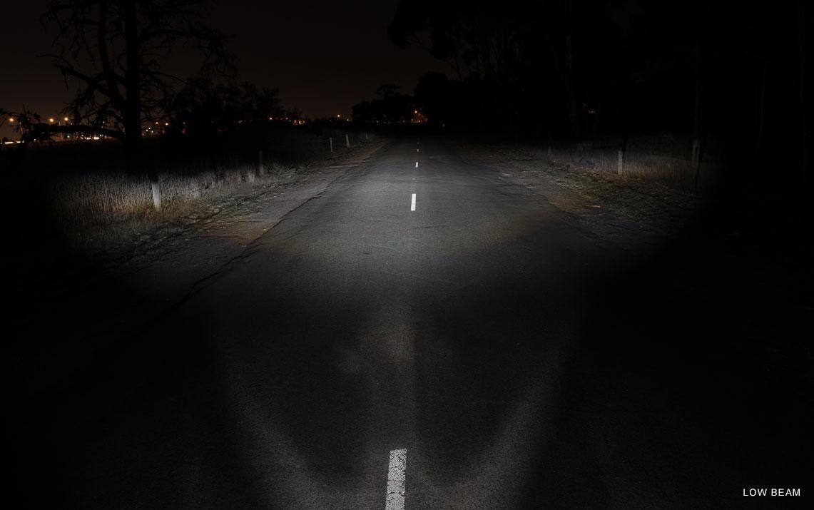 STEDI Carbon 7 Inch LED Headlight in Australia