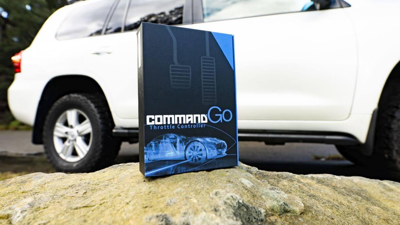 CommandGo 4wd Controller