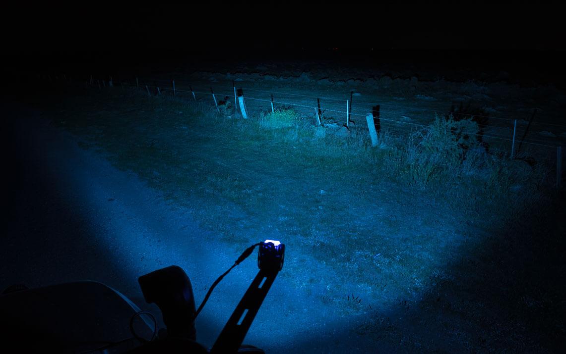 STEDI C4 Cube Light Blue Filter