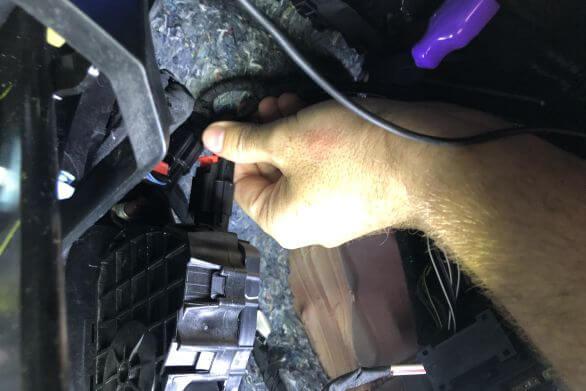commandgo pedal attachment