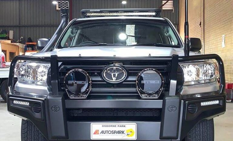Land Cruiser Fit Out Cover