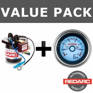 REDARC SBI12-GK Value Pack