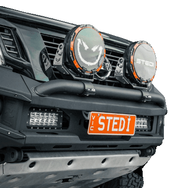 stedi spotlights car