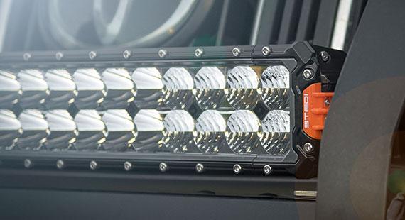 STEDI ST3303 PRO 28 Inch LED Light Bar TJM Bull Bar