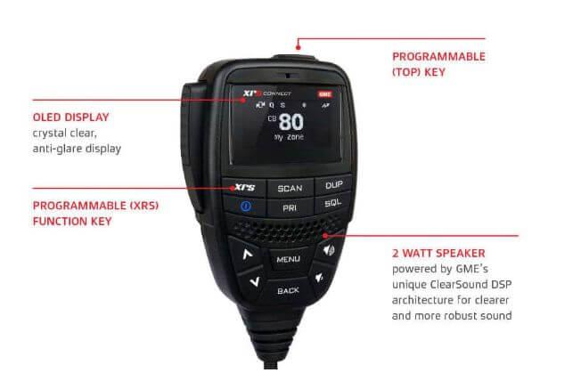 GME XRS UHF Radio