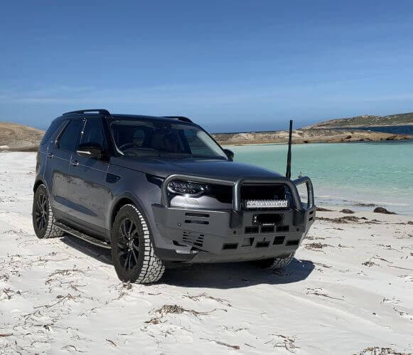 Land Rover Discovery 5 Modifications