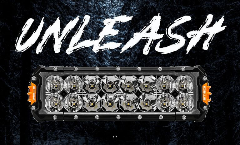 STEDI ST3303 Pro Light Bar Unleashed