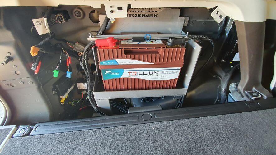 Redarc Dual Battery Management Install