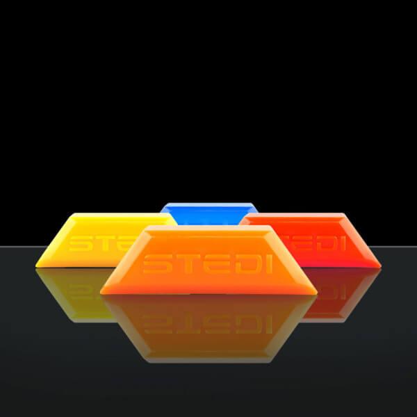 STEDI Quad Pro Colour Caps