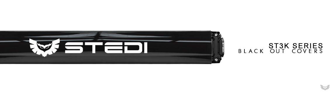 STEDI ST3K Series Black Out Cover
