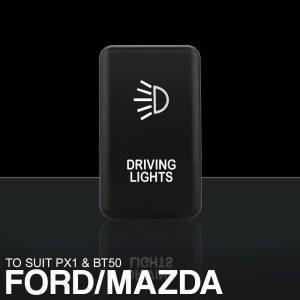 STEDI Push Button Switch for Ford Ranger & Mazda BT50