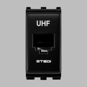 STEDI TALL TYPE RJ45 UHF PASS THROUGH TO SUIT NISSAN