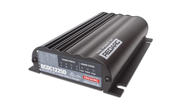 Best DCDC charger REDARC BCDC1225D
